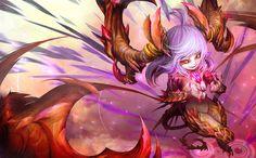 Weekly Practice Demon Girl by takabubu.deviantart.com on @deviantART
