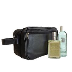 Proof Positive Holiday Collection - Clean Cut - Proof Positive Smooth Shave and Men's VIP Cologne in a Black Shaving Kit Bag Seasonal Color Analysis, Color Me Beautiful, Good Skin, Cologne, Shaving, Vip, Smooth, Skin Care, Cleaning
