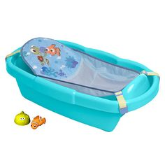 """The First Years Disney Finding Nemo Newborn to Toddler Tub - The First Years - Babies """"R"""" Us  Bath time Option 1"""