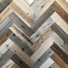 Our wall planks are made from perfectly-preserved timber that sank to the bed of the Penobscot River more than a century ago. Now you can give any room the look of modern, rustic elegance knowing there's a rich story behind it. Herringbone Wall, Wood, Accent Wall, Wood Panel Walls, Wall Decor, Reclaimed Wall, Wall Paneling, Wooden Walls, Decorative Wall Panels