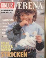 BURDA VERENA Модели для детей 1990 Е122 (вязание для детей) / БИБЛИОТЕЧКА ЖУРНАЛОВ МОД / Библиотека / МОДНЫЕ СТРАНИЧКИ