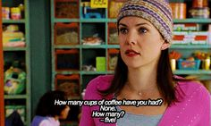 69 Fab Lorelai Gilmore Quotes.. I love her and her personality!