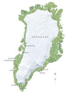 greenland map - Google Search Google Search