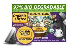 The ORGANIC COFFEE COMPANY BREAKFAST BLEND 24 ONE CUPS for Keurig KCup Brewers *** Be sure to check out this awesome product. (This is an affiliate link and I receive a commission for the sales)
