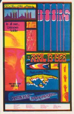 The Doors, April 1968