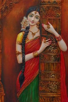 worldselfiepage: Indian love art painting and hot art paintings folk indian art Rajasthani Painting, Rajasthani Art, Kerala Mural Painting, India Painting, Indian Women Painting, Indian Art Paintings, Madhubani Art, Madhubani Painting, Indian Folk Art