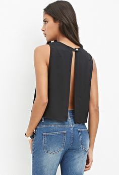 Open back top Forever 21