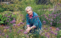 Beth Chatto, planting