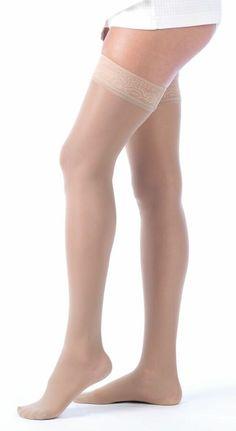 153880f879b828 Compression Socks Thin Leg Burn Fat Leg Support Knee Sox Open Toe Socks  Sports & Fitness ...
