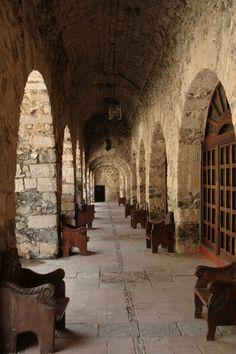 Mexican decor: Ex Hacienda Santa Maria de la Regla. Fascinating history to the…