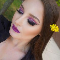 Purple Cut Crease Makeup Tutorial - Makeup Geek