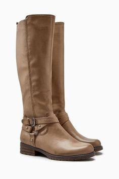 Buy Buckle Rider Boots online today at Next: Greece