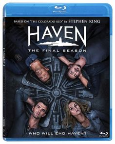 Coming to Bluray from EntertainmentOne is the final season of one of SyFy's epic tales based on 'The Colorado Kid' by Stephen King with HAVEN: The Final Season. http://moviemaven.homestead.com/HAPPENING-AROUND-TOWN.html