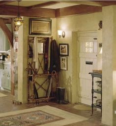 "Kate Winslet's English Cottage in ""The Holiday"""
