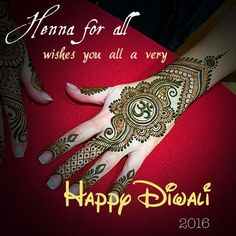 Henna for all wishes you all lovely people and their families a very happy Diwali! #diwali #diwali2016 #diwaliparty #diwali #happydiwali #diwalihenna #om #njhennaartist #njhenna #nychenna #hennaart #hennaartist #hennapro #hennadesign #hennadesigner