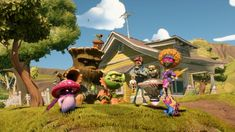 Transplanting the Sound of 'Plants vs. Zombies: Battle for Neighborville' - with Audio Lead Viviana Caro:   A Sound Effect