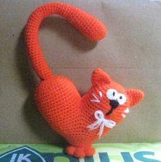HEART  CAT - Length: 17cm