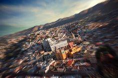 海外旅行世界遺産 古都グアナフアトとその銀鉱群の画像 古都グアナフアトとその銀鉱群の絶景写真画像ランキング  メキシコ