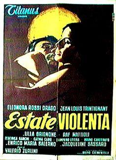 "1960- Mejor Actriz: Eleonora Rossi Drago, por ""Estate Violenta"" (Verano violento).  #FilmFest  #MardelPlata  #MDQ  #Cine"