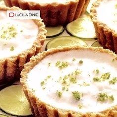 Torta Light de Limão - Lucilia Diniz