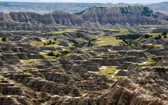 If we found the scenery of Theodore Roosevelt National Park stunning, and we did, it was just a warm-up for what we encountered in South Dakota's Badlands. American National Parks, Badlands National Park, Places In America, Park Pictures, Natural Phenomena, South Dakota, City Photo, Places To Visit, United States