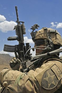 Operation Buffalo Thunder II in the Shorabak district, Afghanistan, June 30, 2012.