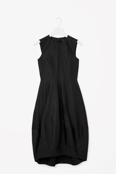 Silk and cotton dress