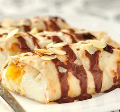 Simple Sweet Honey Ricotta Crepes Recipe from Baby Babkas