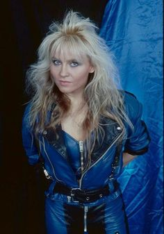 Picture of Doro Pesch (Warlock)
