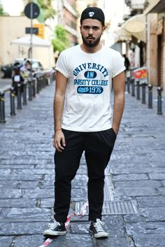 Nicola de Biase @ AW LAB Style Van Napoli