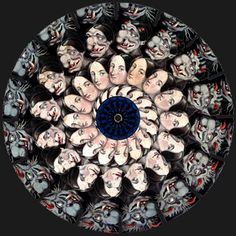 phenakistoscope+gif | asylum-art:Phenakistoscope animated disks by Joseph PlateauAlthough ...