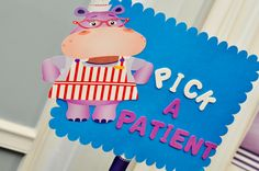 """Photo 4 of 102: Doctor Theme / Birthday """"DocMcStuffins Party"""" 