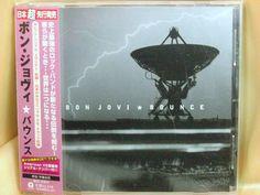 CD/Japan- BON JOVI Bounce +2 bonus trk w/OBI RARE UICL-1030 ORIGINAL 2002 #HardRock