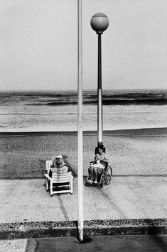Josef Koudelka - Biarritz. 1978.