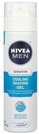 Nivea for Men Nivea Sensitive Cooling Shave Gel for Men - 7 oz