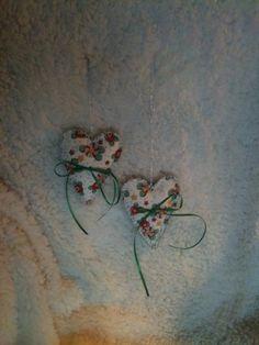 Vianocna dekoracia - srdiecka
