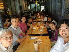 Jun19 lunch gathering