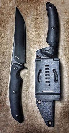 Bastinelli Creations 207 PY Fixed Blade @thistookmymoney