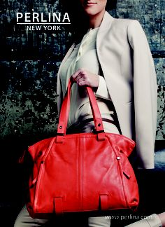 The Vivian tote is chic, modern and luxurious. Add fabulous functionality to the mix and you
