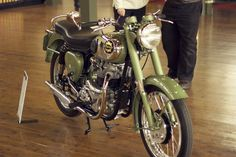 BSA A7 Shooting Star Motorclassica 2012 ~ Return of the Cafe Racers