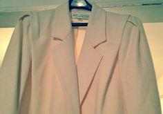 Bert Newman Ladies Full Overcoat..http://stores.ebay.com/2014ctayltreasures..view here..