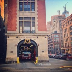 Ghostbusters Firehouse! – Photo by samhorine