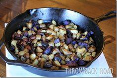 Cast Iron Breakfast Hash