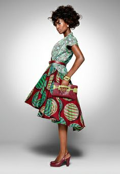 From the archive: a jacket from Vlisco's 2011 'Delicate Shades' collection