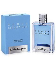 Salvatore Ferragamo Acqua Essenziale Fragrance Collection for Men - A Macy's Exclusive - Cologne & Grooming - Beauty - Macy's