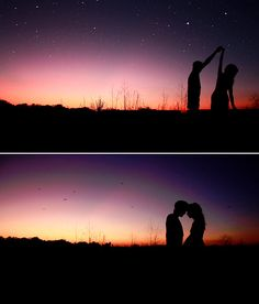16. A night under the stars.
