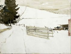 Andrew Wyeth(1917ー2009)