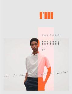 Id Moment - Felipe Lekich Fashion Graphic Design, Graphic Design Layouts, Graphic Design Posters, Graphic Design Inspiration, Typography Design, Layout Design, Branding Design, Graphic Design Trends, Graphisches Design
