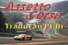 Assetto Corsa Tradução Setup PT-BR