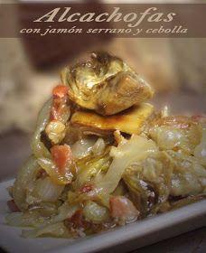 Uno de mis platos preferidos. La carne de la alcachofa es suculenta, jugosa, fina, con una combinación muy acertada de sabores, dotada de un...